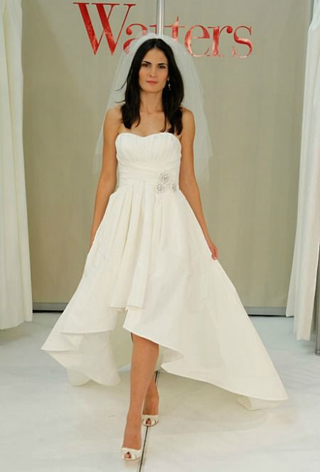 Hi Lo Hemline Wedding Dresses Of 17 Best Images About Gowns I Like On Pinterest