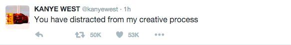 Pin for Later: The Reason Behind Kanye West's Epic Twitter Rant Against Wiz Khalifa