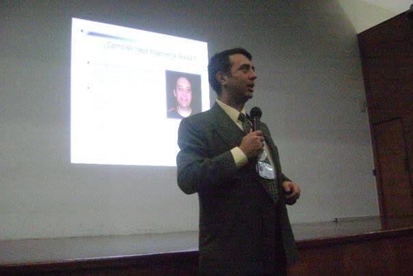 Ingeniería Social. Congreso Nacional de Software Libre. Maracaibo, Zulia. 2009.