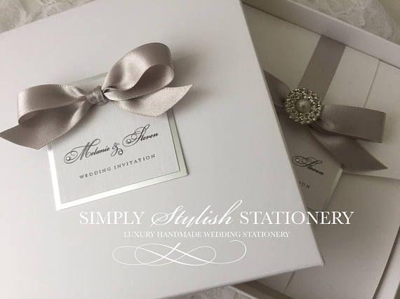 15 best Boxed Wedding Invitations images on Pinterest Invitation