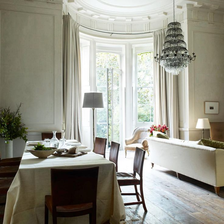 Elegant understated and timeless this 1861 london town house is