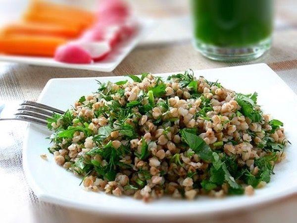 Чудесно и полезно: гречка с зеленью | Блог elisheva.ru