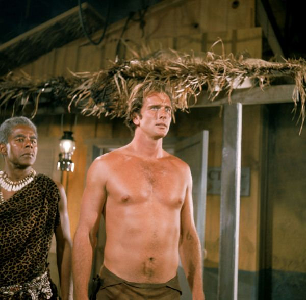 This post has been corrected, as detailed below. Ron Ely followed in the loincloth of famed Tarzan actors as Johnny Weissmuller, Elmo Lincoln, Lex Barker, Gordon Scott and Mike Henry when he took o…