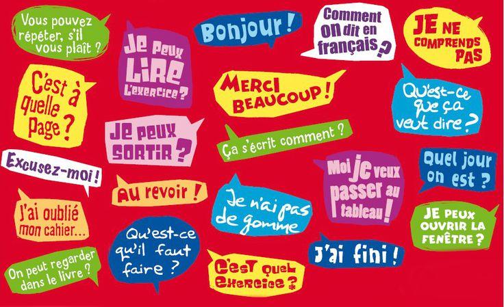 Le français et vous: Photo