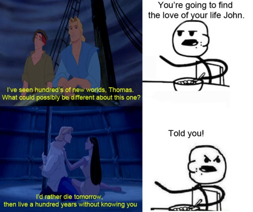 pocahontas and john smith meet again quotes