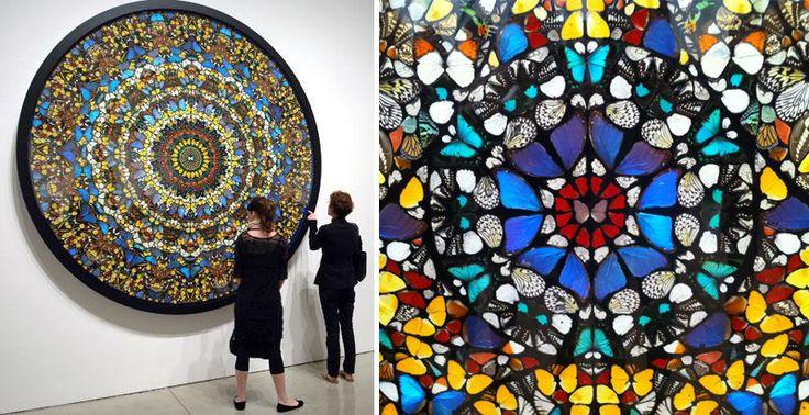Geometria e arte: la simmetria radiale