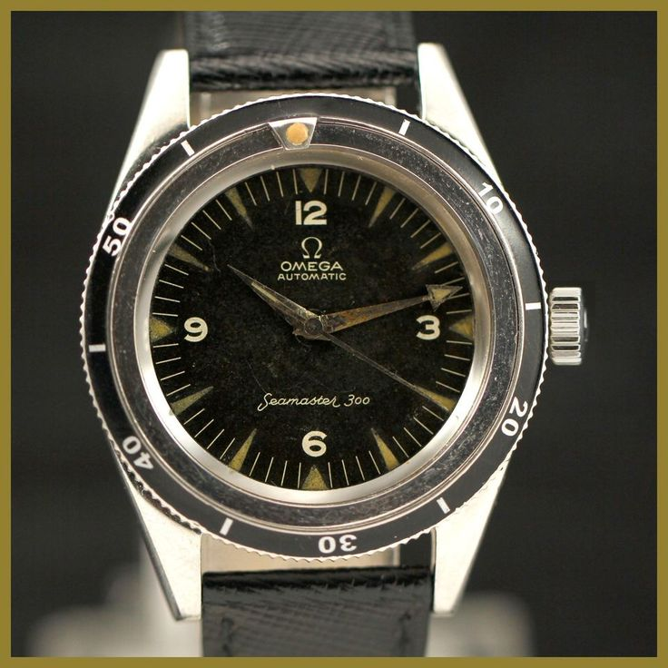 250 best images about vintage diver watch on pinterest - Omega dive watch ...