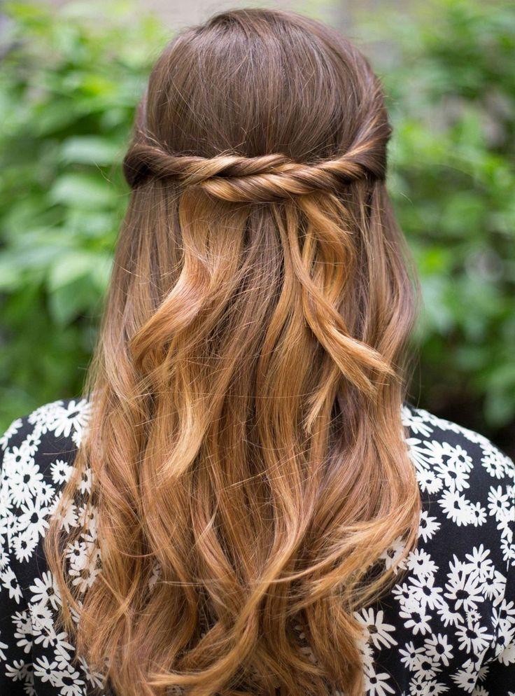 возникало проблем простые прически на длинные волосы фото фотографий детьми