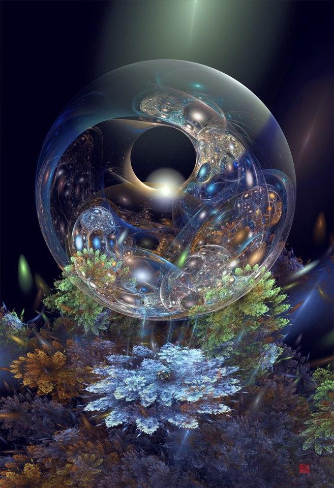 Magic in a bubble