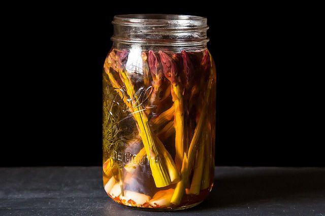 Pickled Asparagus | Recipe