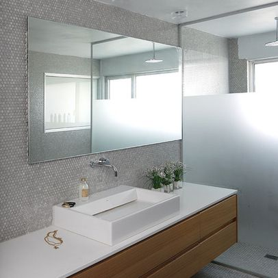 Frosted Shower Glass Design Ideas, Pictures, Remodel, and Decor