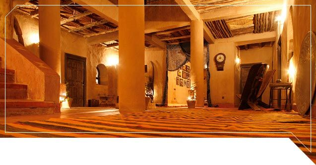 Dar Kamar Hotel, Ouarzazate, Morocco - The Ultimate Travel Company