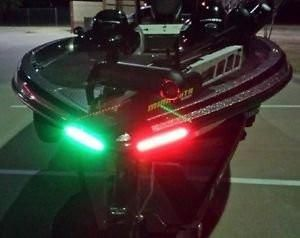 LED Boat Navigation Lights