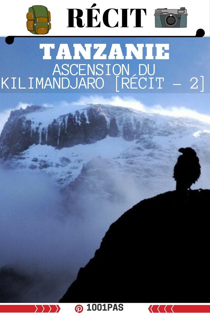 récit de l'ascension du Kilimandjaro en Afrique. Trek du plus haut sommet africain, le Kilimandjaro #kilimandjaro #afrique #ascension #afrique #tanzanie #trek #outdoor