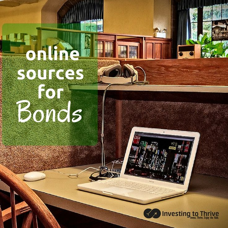 Have you thought about buying bonds but weren't sure where to start? Here's a list of places to buy bonds online.