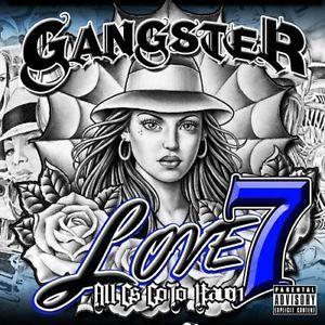 Drawings of Rappers   GANGSTER LOVE VOL 7 HI POWER CHICANO RAP CD   eBay