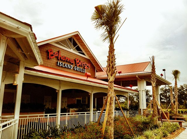 Bahama Breeze Restaurant Myrtle Beach