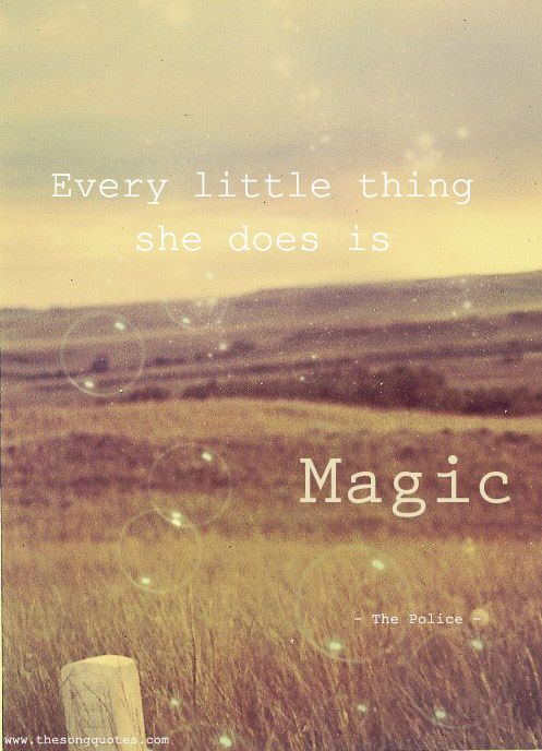 Every Little Thing She Does is Magic - The Police (covered by Sleeping at Last)