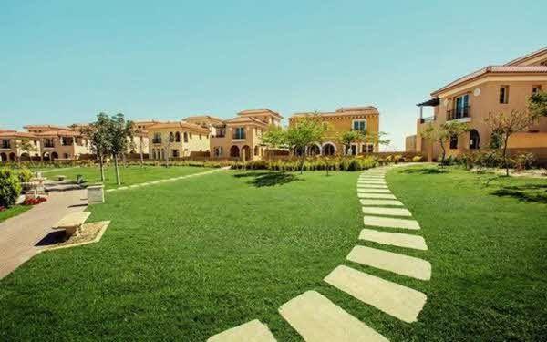 كمبوند هايد بارك القاهرة الجديدة Compound Hyde Park New Cairo House Styles Park Cairo