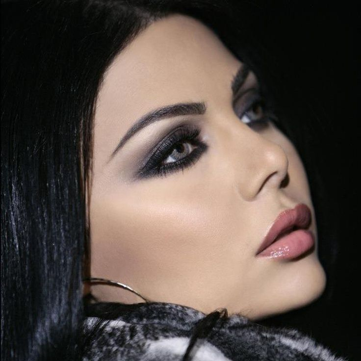 Haifa Wehbe Make up