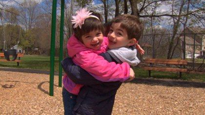 WBZ-TV channel 4 reports on a Florida family that moved to Boston when their young daughter suffered relapsed leukemia. When the time came for a stem cell transplant, her 6-year-old brother was the donor, and Steven Margossian, MD, PhD, of Dana-Farber/Boston Children's Cancer and Blood Disorders Center, was the transplant physician.
