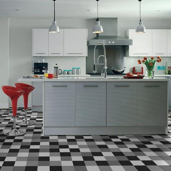 16 Best Kitchen Images On Pinterest Vinyl Flooring