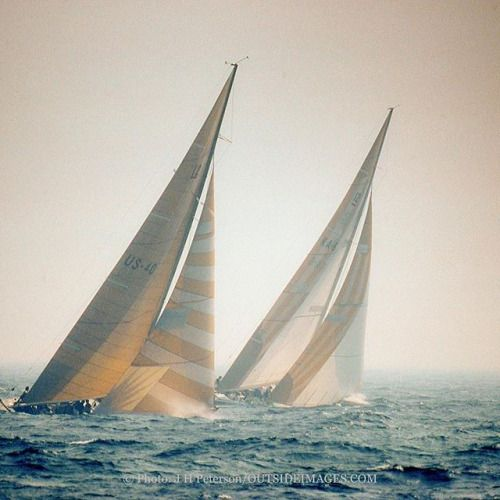 "sailingshots: "" The turning point. """
