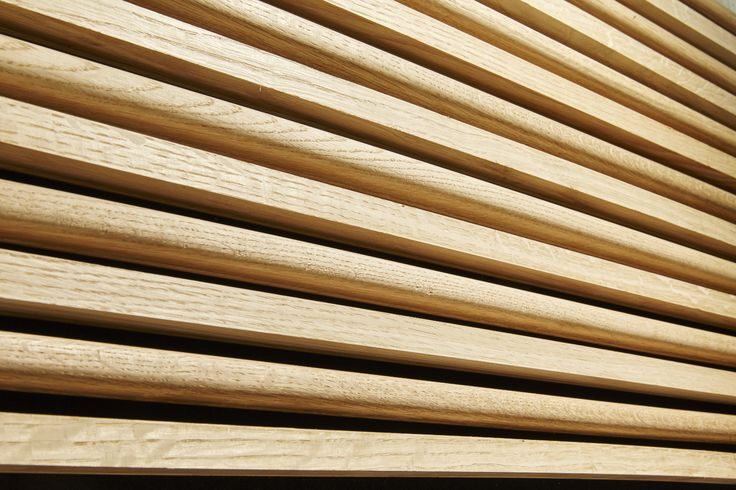 Provocative Timber Batten Sequences | Woodform