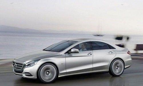 Voiture électrique : Une Mercedes Classe C hybride électrique rechargeable en 2015