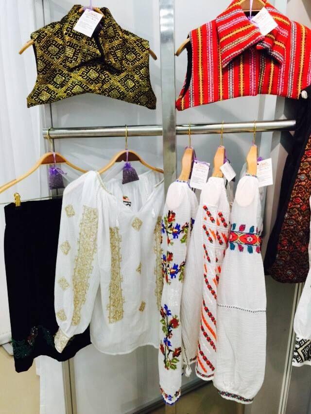 Flori de IE (Fowers of Romanian blouse) supports uniqueness in diversity!  #florideie #purelondon #fashion #style #romaniandesign #colorful #unique #embroidery