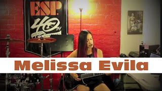 "Melissa Evila: ""Riffing with Melissa"" Episode 7   Guitar tuning is Drop D ""Riffing with Melissa"" Episode 7 Melissa Evila"