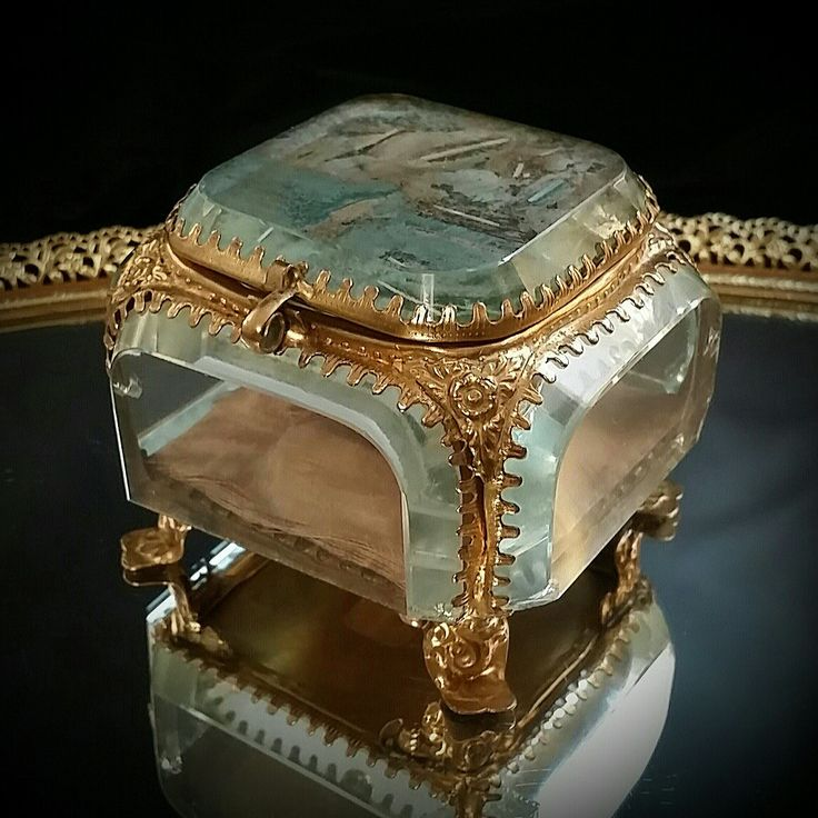 84 best JEWELRY BOX images on Pinterest Casket Jewellery box