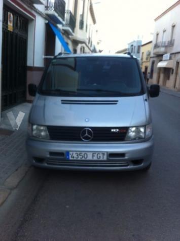 Mercedes vito f en Ciudad Real - vibbo - 87520650
