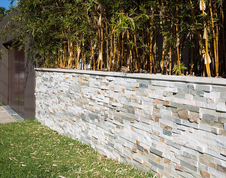 Indoor or Outdoor, Bisque Stacked Stone look great on any feature wall which can compliment any scenario. The multicoloured variation is a great feature on columns/piers, wall on the front entrance and pool feature wall. Visit our website to learn the various characteristics of each stone and receive individual assistance in choosing just the right product to beautify your home and garden.  #stackedstones #stonecladding  http://www.armstone.com.au/