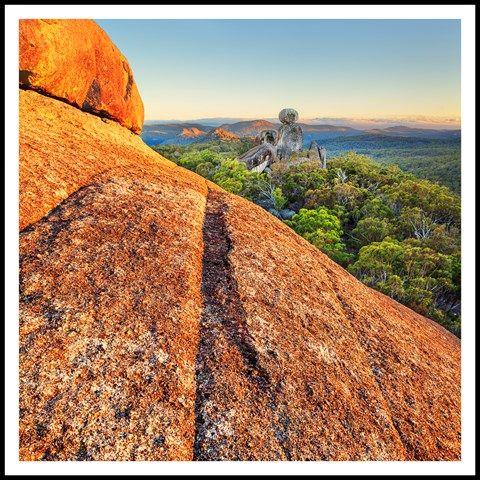 The Sphinx and Turtle Rock - Aussie Bushwalking