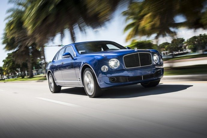 Review of 2015 Bentley Mulsanne Speed - Billionaire