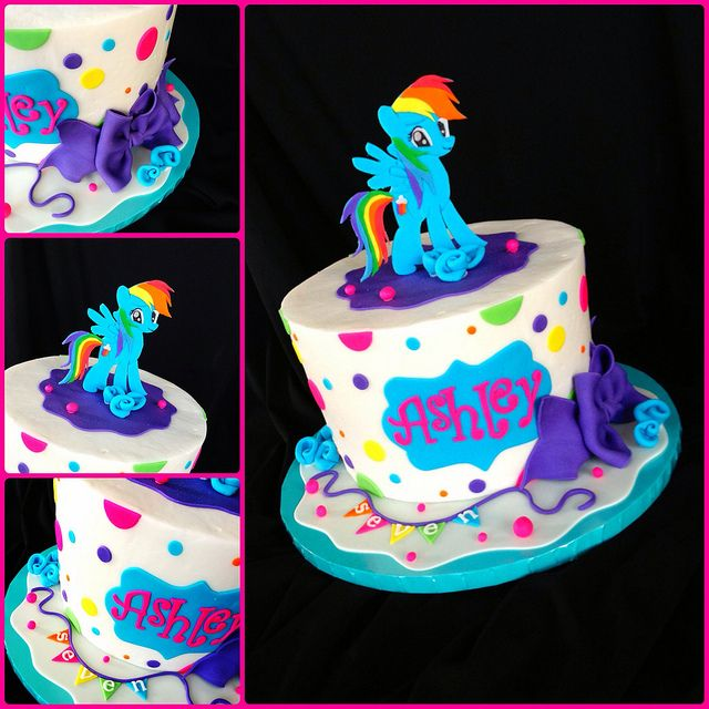 Pony cake   Flickr - Photo Sharing! - Hey that's cool and would go so well with theme : )