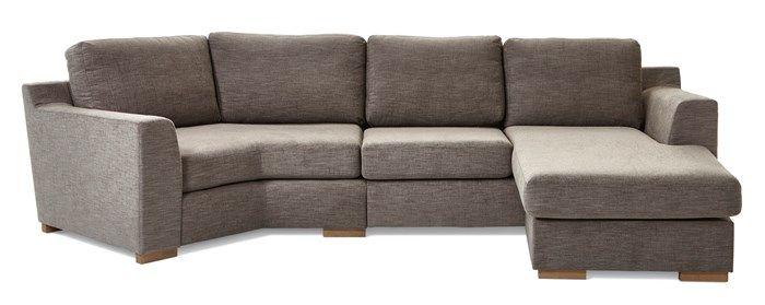 Produktbild - Friday, 2-sits soffa med 2-sits vinkel och schäslong