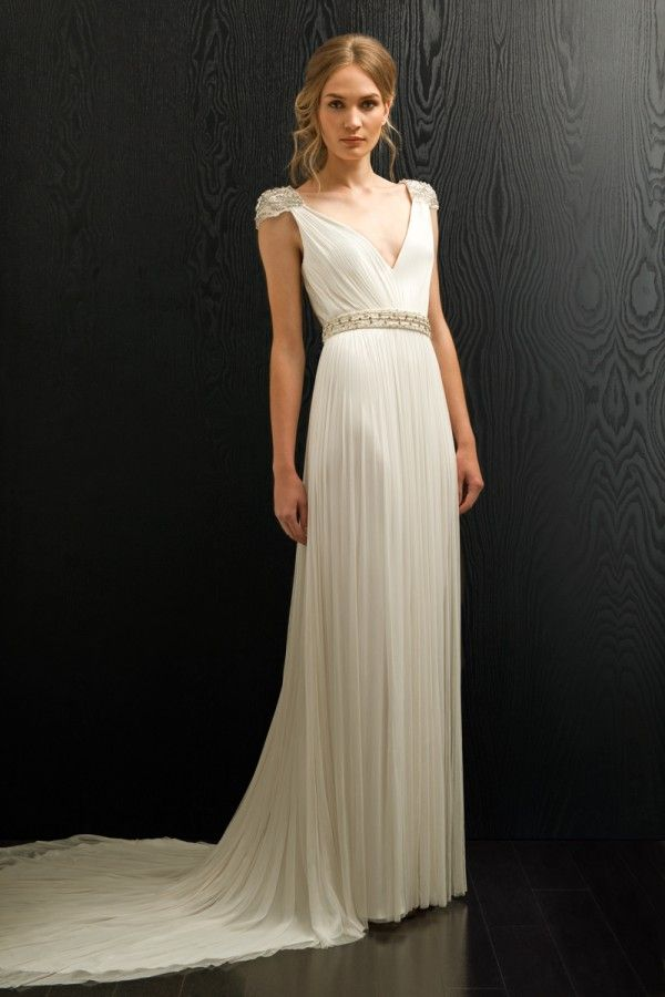 Maya Wedding Dress | Designer Wedding Dresses | Amanda Wakeley | Amanda  Wakeley