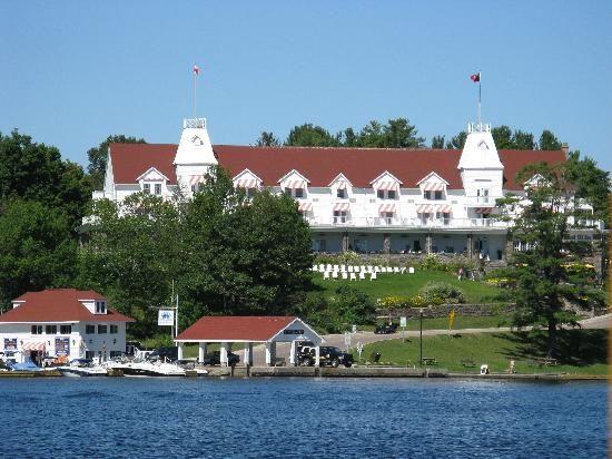Lake Rosseau Windermere Resort