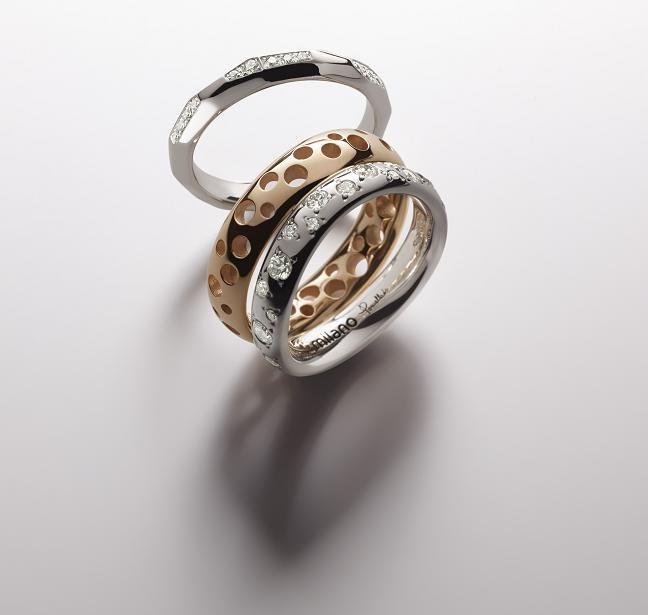 Pomellato presents Milano rings collection (VIDEO)