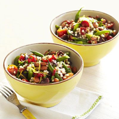 Get the recipe for Tomato Couscous #vegetarian