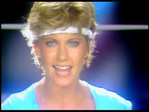 Olivia Newton-John - Physical, from 1981 my birth year coincidentally
