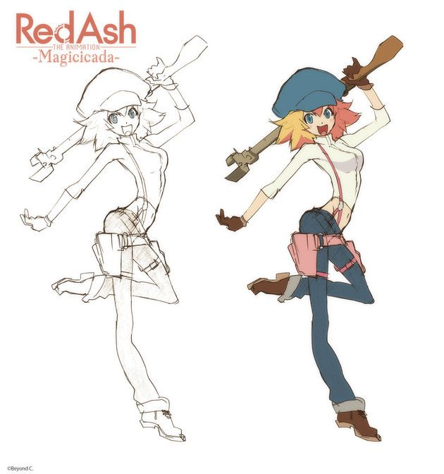 """Possibly the Quickest Interview in the World!? Keiji Inafune and Eiko Tanaka on the """"RED ASH"""" Kickstarter Project"""