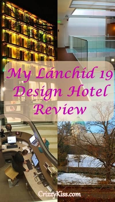 Looking for a great hotel in Budapest? Stay at Lanchid 19 Design Hotel, a fabulous modern hotel tucked in between the Budapest Castle and the Danube River.