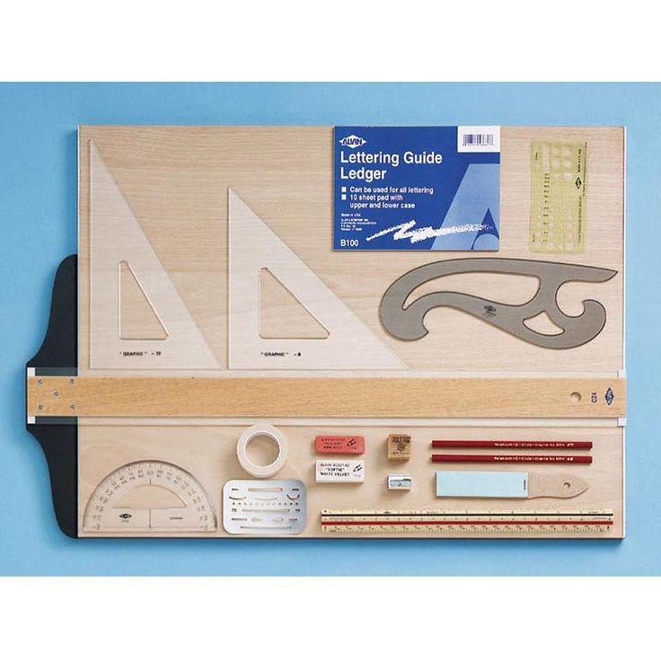 Alvin Basic Drawing Kit II - CP900