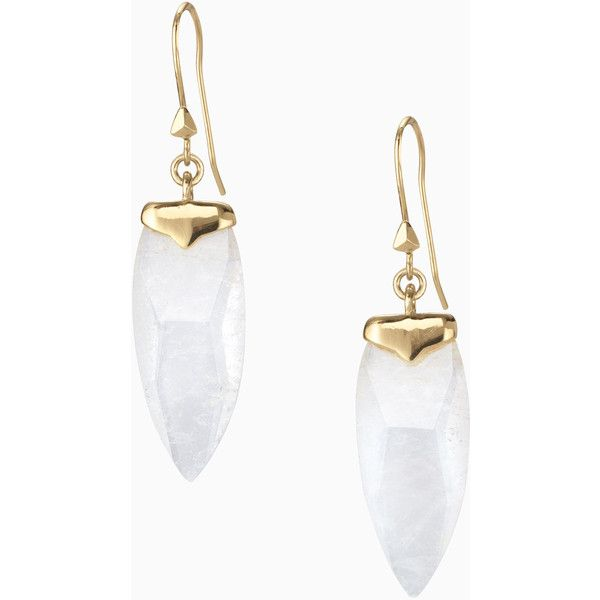 Stella & Dot Aria Drop Earrings ($34) ❤ liked on Polyvore featuring jewelry, earrings, polish jewelry, stella dot jewellery, drop earrings, stella dot jewelry and stella dot earrings