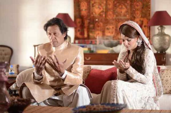 Imran Khan and Reham Khan Wedding Pics + Video