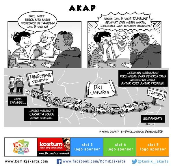 Antar Kota Antar Propinsi (AKAP) by @sheilaro2105 #KomikJakarta @mice_cartoon http://t.co/xZzlM3vxEz