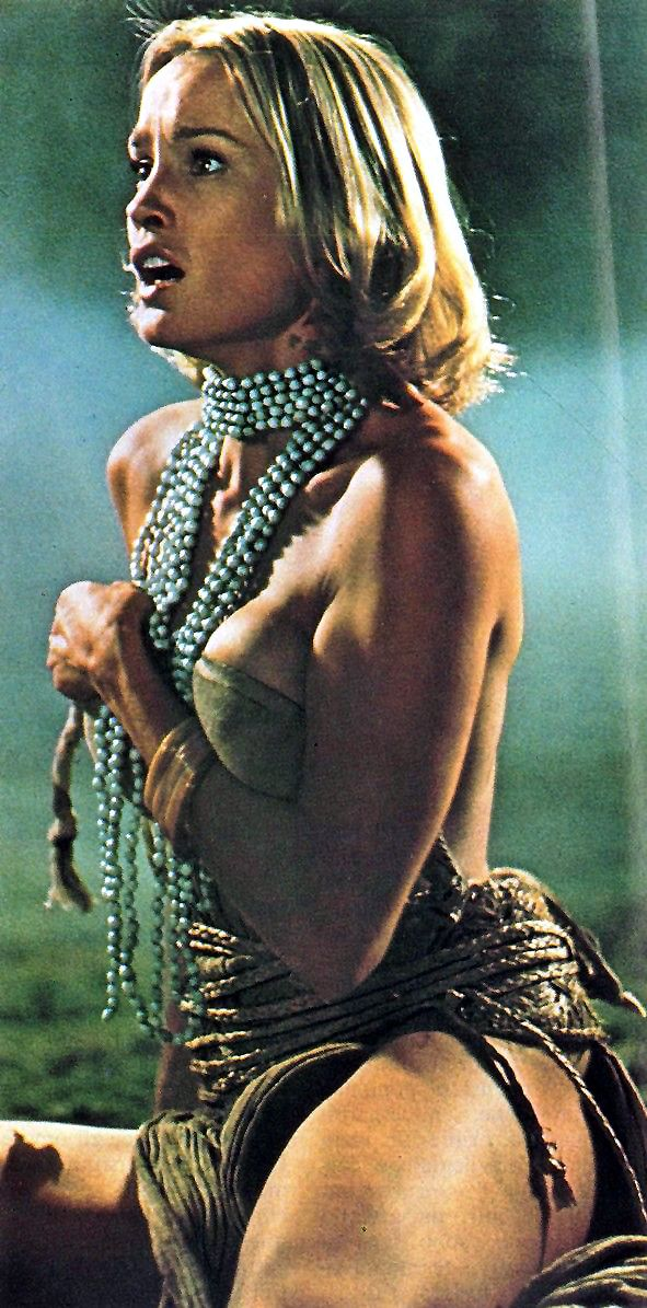Jessica Lange as Dwan in King Kong 1976